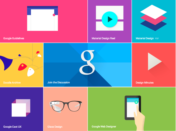 Google_Material Design Android