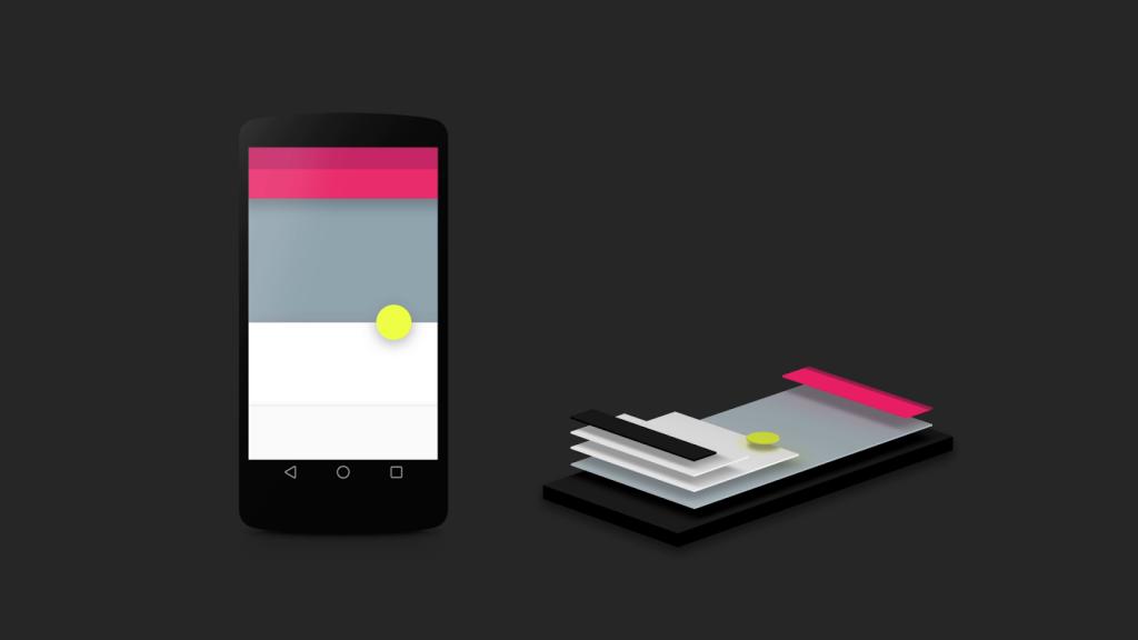 android material design esempio
